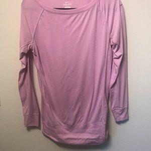 Nike yoga/tunic top